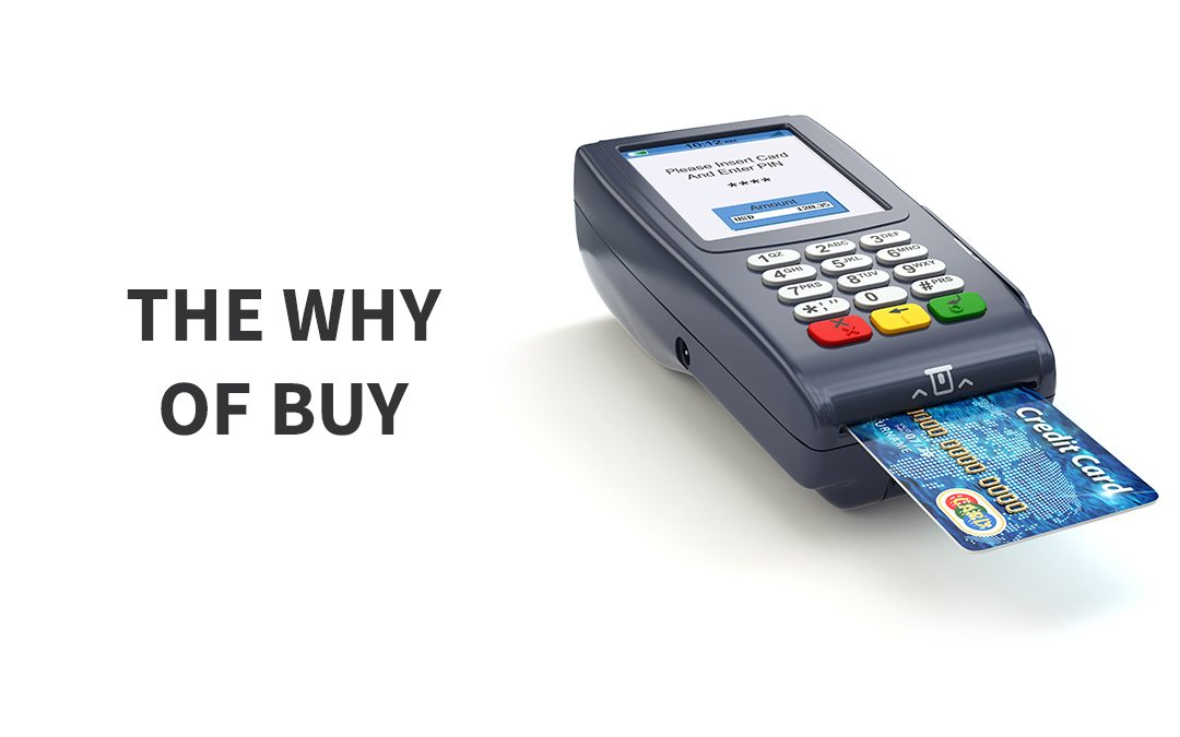 THE WHY OF BUY