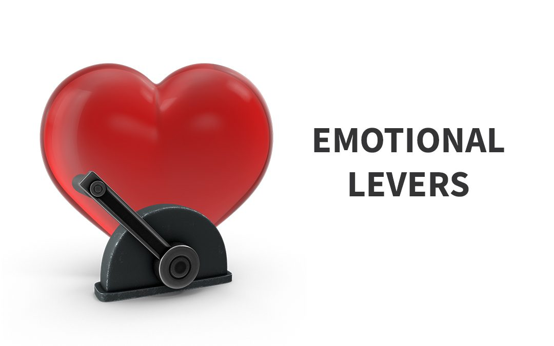 MOTIVATE YOUR PROSPECTS WITH EMOTIONAL LEVERS