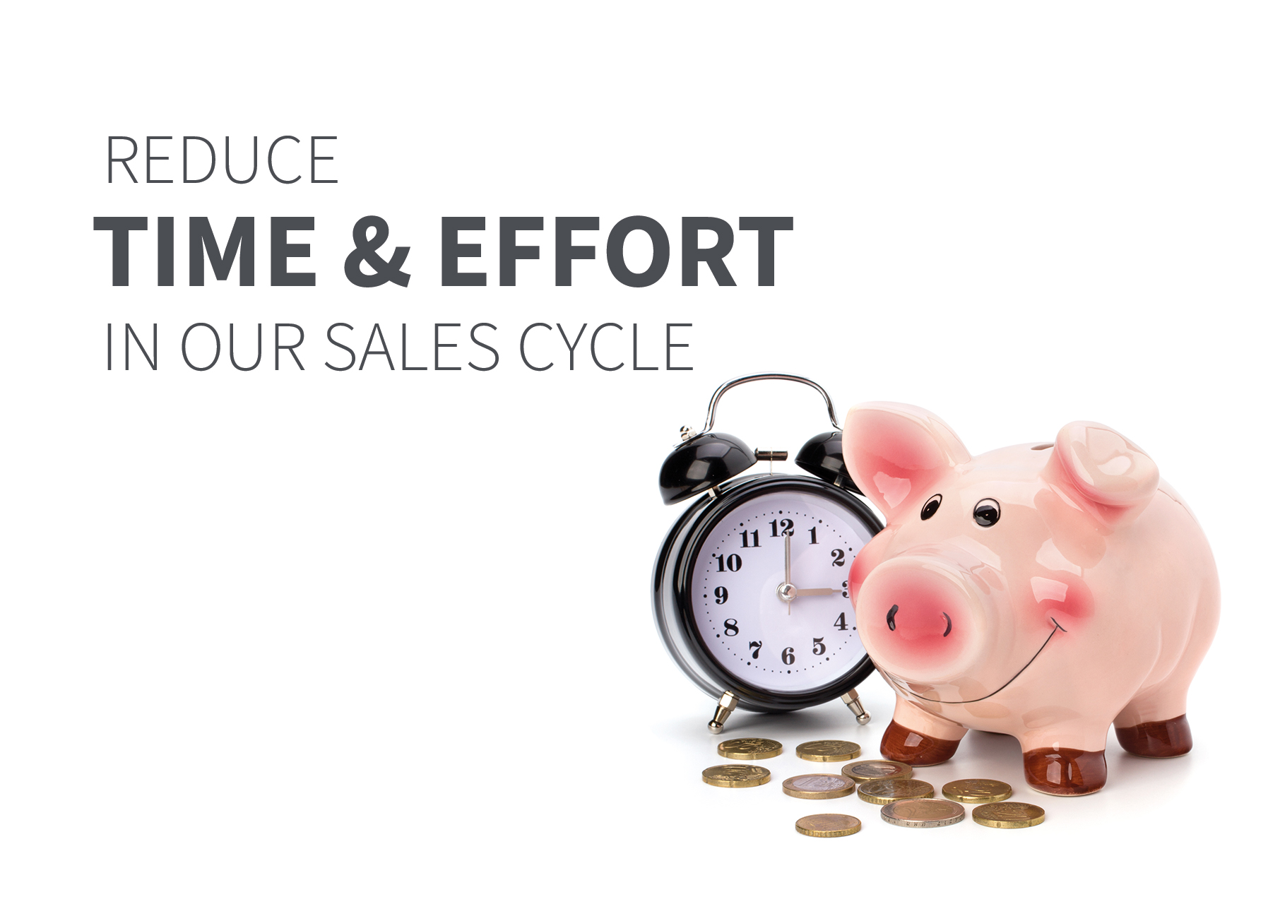 Outcome 10 - Reduce sales cycle
