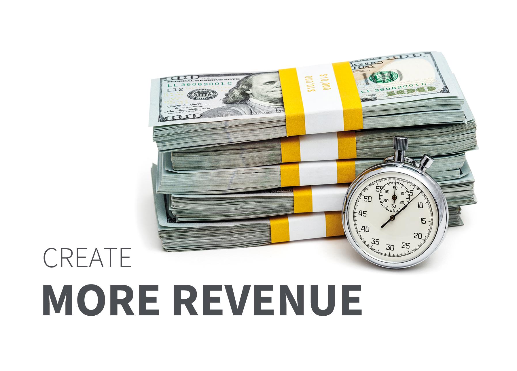 Outcome 7 - Revenue