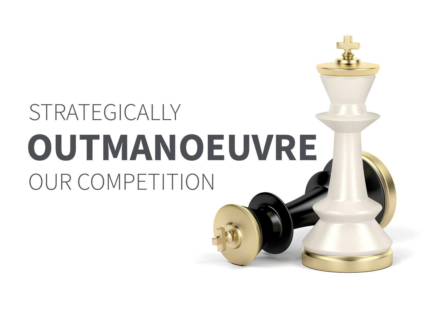 Outcome 5 - Outmanoeuvre
