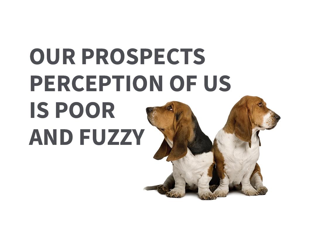 Problem 10 - Poor perception