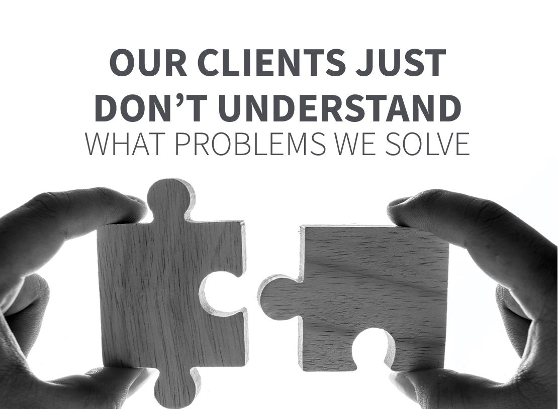 Problem 5 - Client don't understand