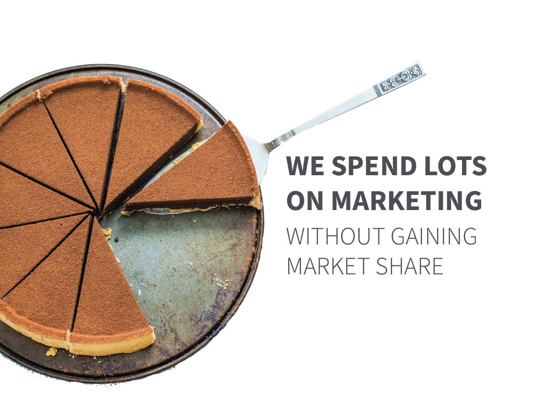 Problem 7 - Market share